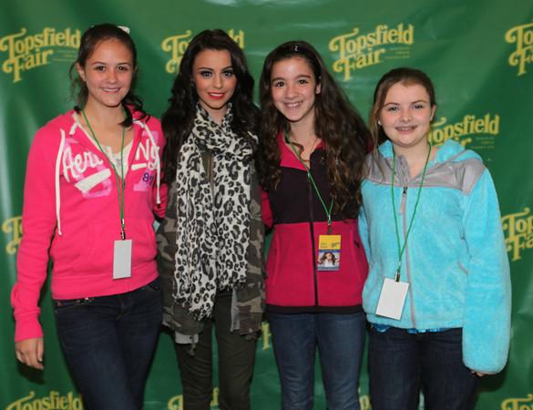 Cher Lloyd Meet and Greet