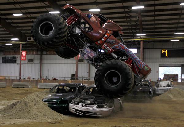 Monster Trucks 2014